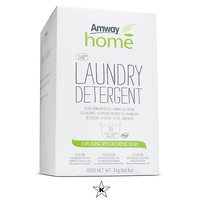 Amway Home™ SA8™ Powder Laundry Detergent