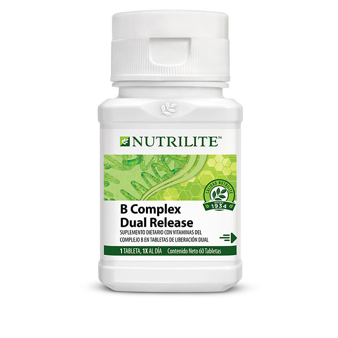Nutrilite™ Vitamin B Dual-Action - 120 Tablets (ORDER LIMIT 10)