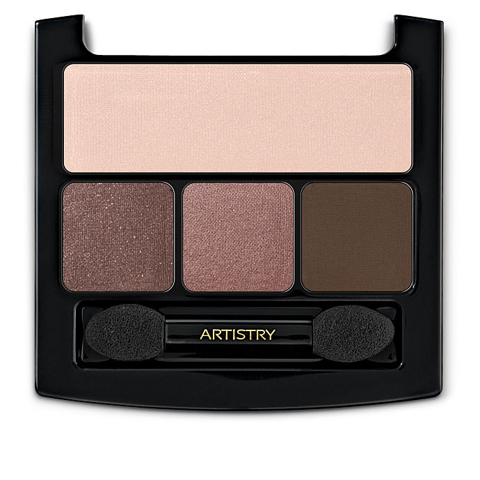 Artistry Signature Color™ Eye Shadow Quads - Natural Glow