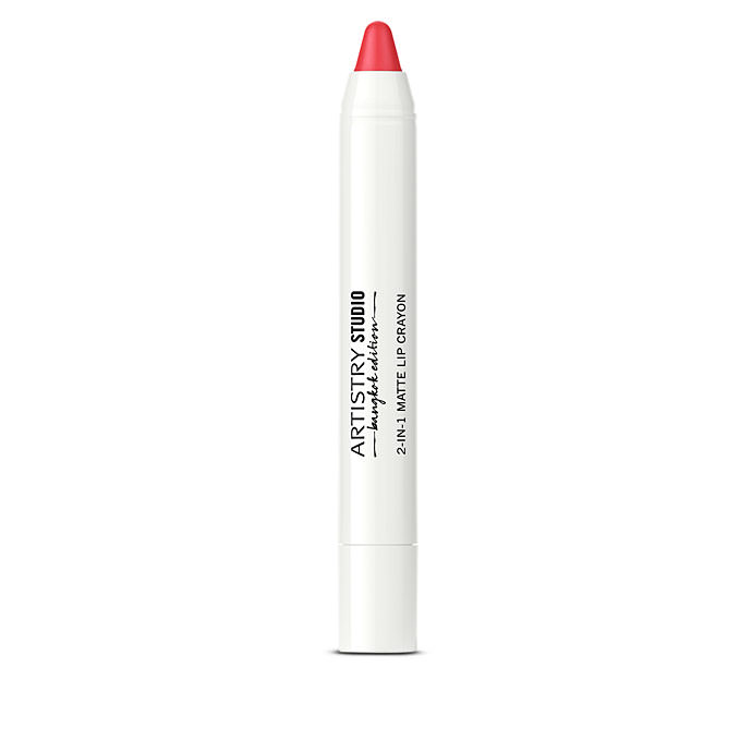 Artistry Studio™ 2-in-1 Matte Lip Crayon - Sunset Goddess