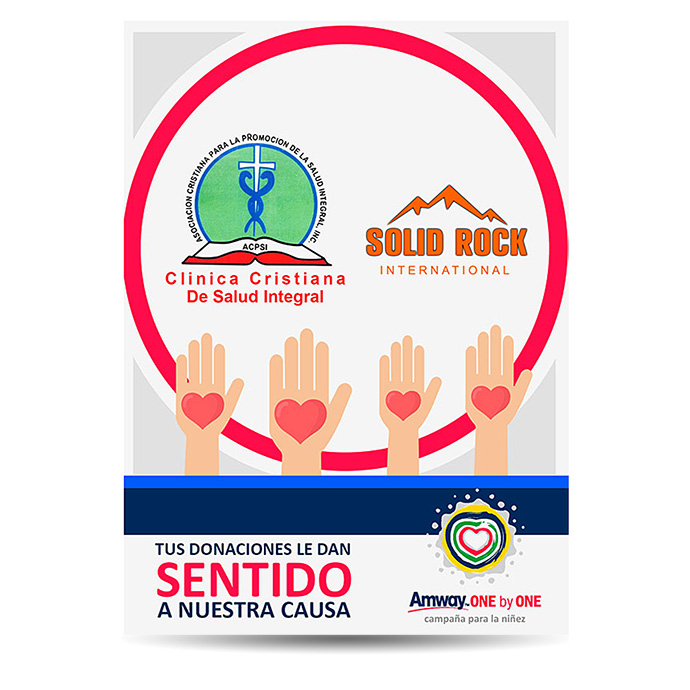 Amway™ Solid Rock International